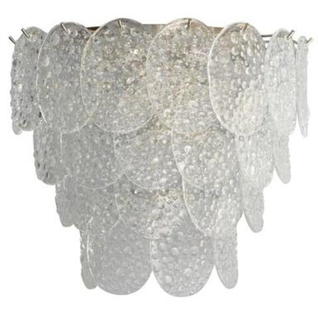 Mazzega Bubble Sconce For Sale - Image 10 of 10