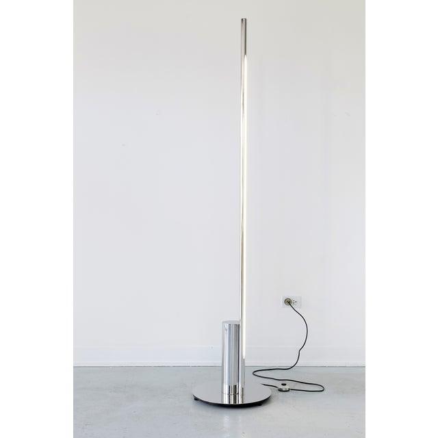 Italian Nanda Vigo Floor Lamp For Sale - Image 3 of 7