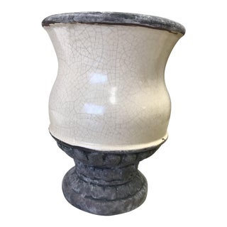Rustic Urn/Vase For Sale