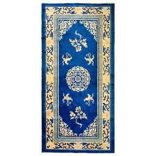 Early 20th Century Chinese Peking Rug For Sale