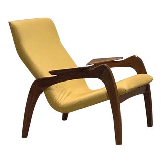 Vintage Mid Century Adrian Pearsall 2226-C Chair For Sale