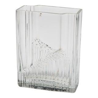 Early Iiittittala Finland Tapio Wirkkala Sointu - Sound Pattern Vase For Sale