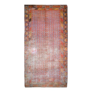 Antique Khotan Rug - 6' x 11'4″ For Sale