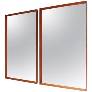 Pedersen & Hansen Teak Mirrors For Sale