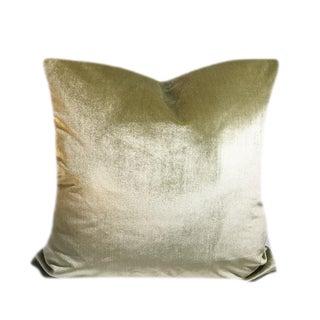 Vinho Verde Italian Silk Velvet Pillow