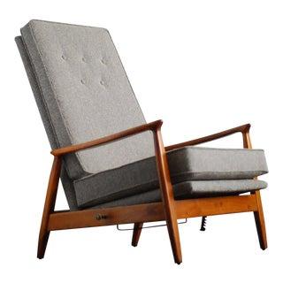 "Milo Baughman ""Octa-Lounger"" Lounge Chair For Sale"