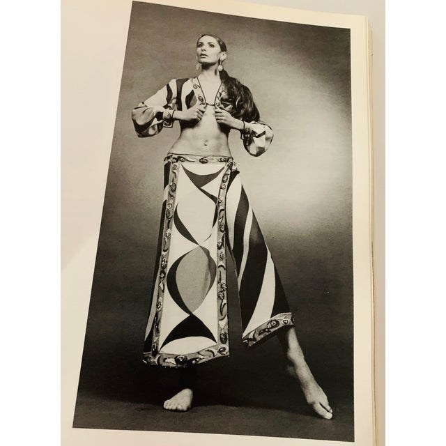1996 Italian Emilio Pucci Book For Sale In Palm Springs - Image 6 of 11
