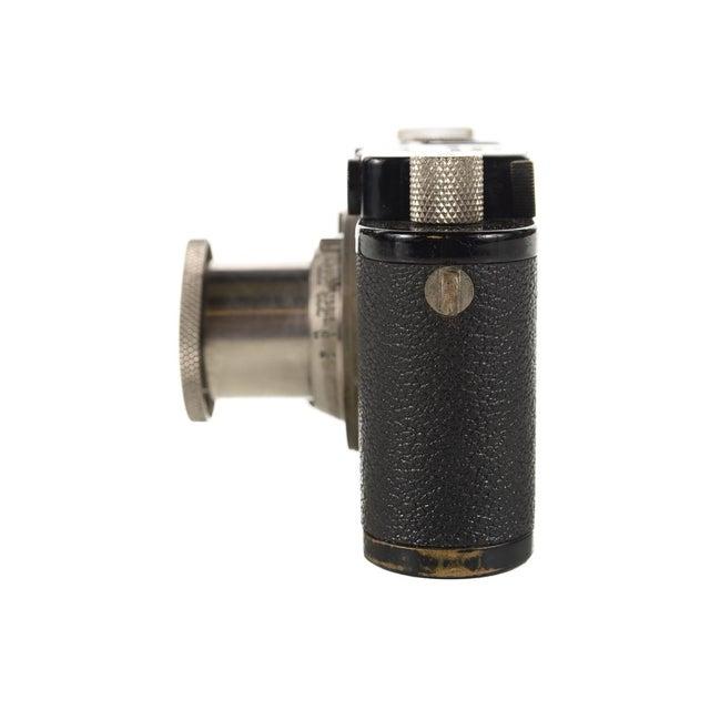 1930s Leica III Black Camera With 5cm Elmar Lens - Image 7 of 10
