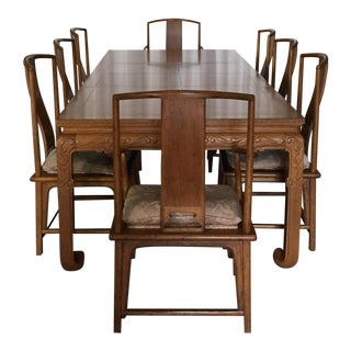 Baker Far East Collection Dining Room Set