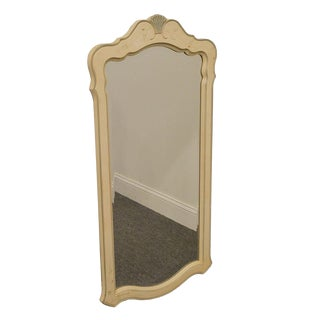 Late 20th Century Vintage Ethan Allen Country French Collection Mirror For Sale
