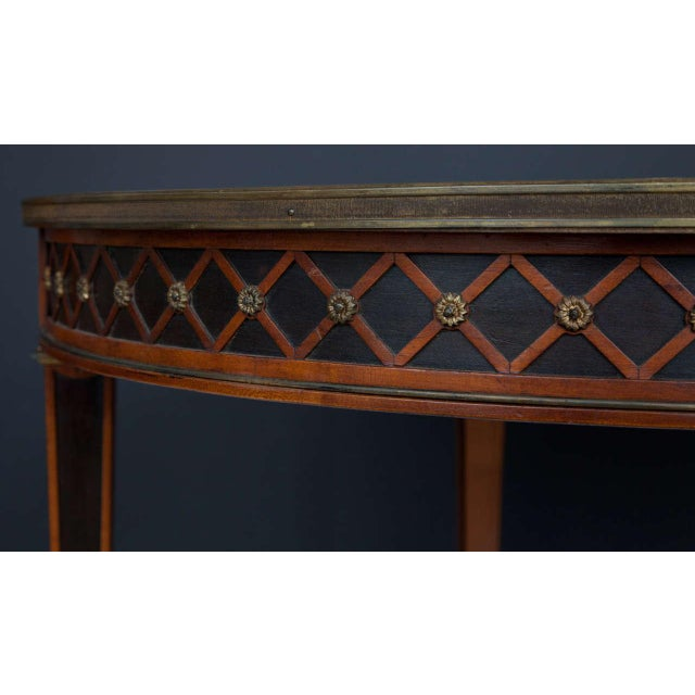 Louis XVI Style Gueridon For Sale In New York - Image 6 of 10