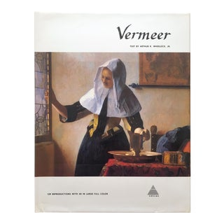 Jan Vermeer Rare Vintage 1981 1st Edition Collector's Lithograph Print Large Format Hardcover Baroque Art Book For Sale