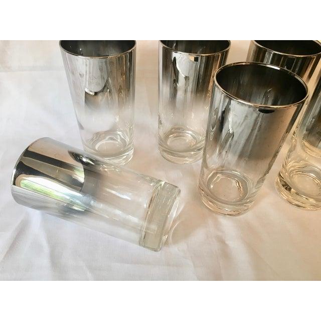 Mid-Century Dorothy Thorpe Style Drinking Glasses - Set of 8 - Image 4 of 9