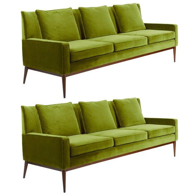 Paul McCobb Wingback Sofa, 1955 For Sale In Chicago - Image 6 of 6