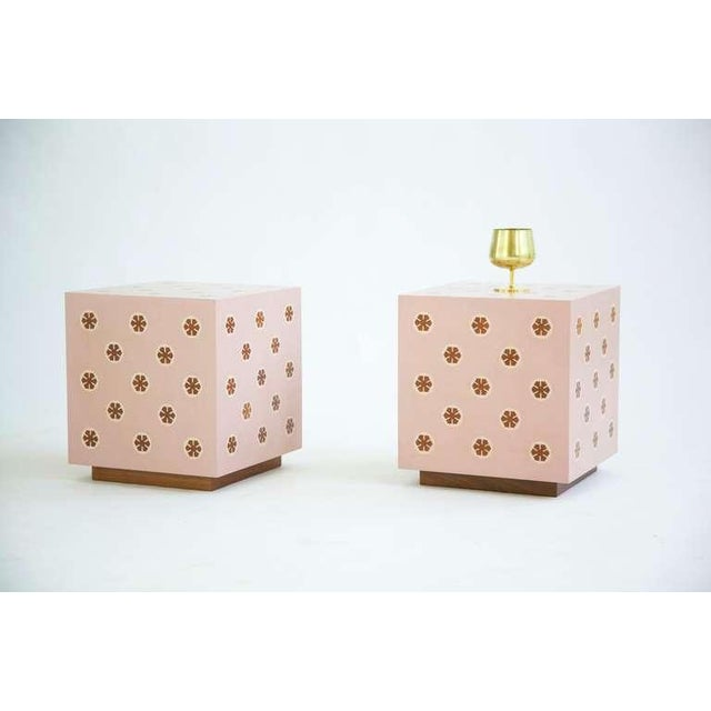 Pair of End Tables For Sale - Image 10 of 10