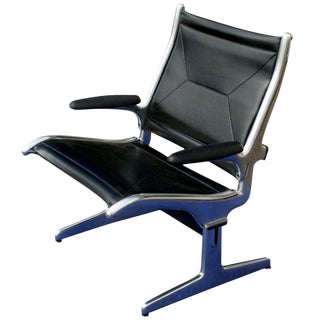 Herman Miller Eames Airport Sling Seating Lounge Chair For Sale