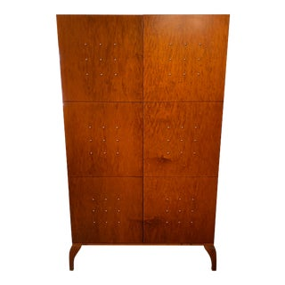 Dialogica Tyles Cherry Armoire For Sale