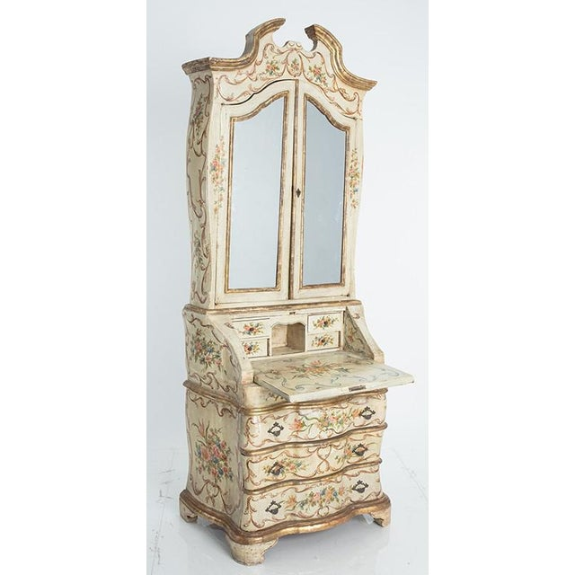 VENETIAN SECRETARY For Sale In New York - Image 6 of 9