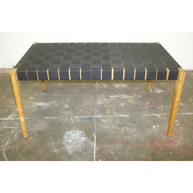 Abel Sorenson Tray Table and Bench For Sale - Image 5 of 5