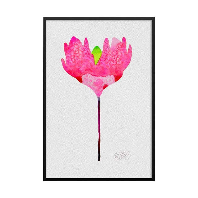 """Pink Sunshine"" Botanical Print - Image 1 of 2"