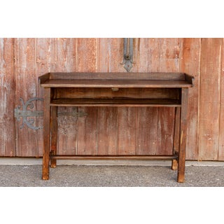 Colonial School Writing Desk Preview