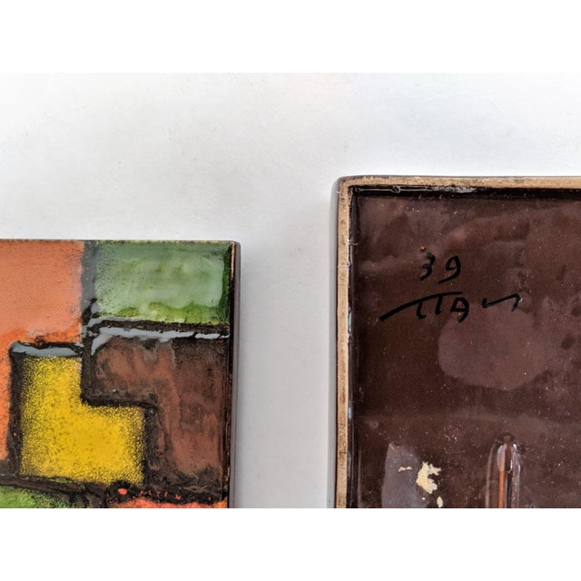 Italian Raymor Ceramic Box - Image 7 of 9