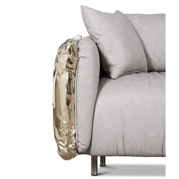 Modern Imperfectio Sofa From Covet Paris For Sale - Image 3 of 5