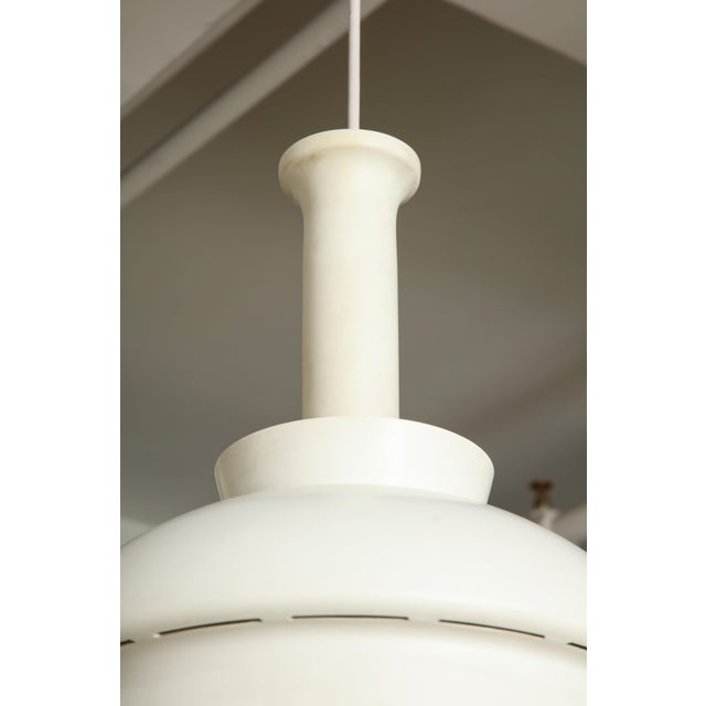 Mid-Century Modern Two Alvar Aalto Model A335b Cieling Lamps For Sale - Image 3 of 6