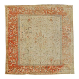 Antique Borlu Carpet For Sale