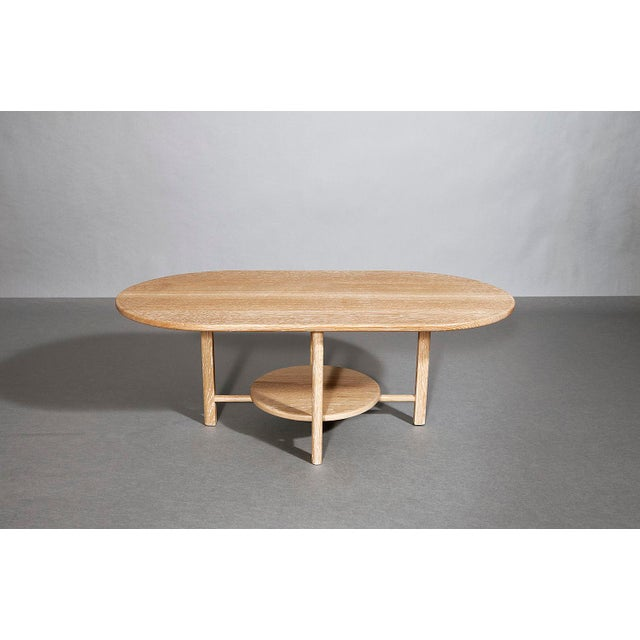 Contemporary Volk Furniture Sebastian Coffee Table For Sale - Image 3 of 5