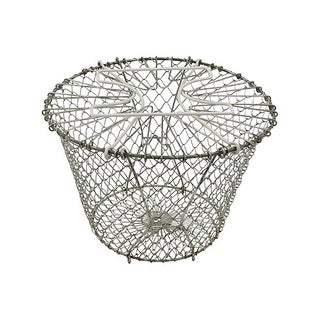 Vintage French Market Collapsible Egg Basket Preview