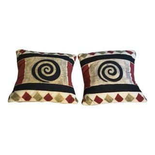 Bohemian Pillows - a Pair