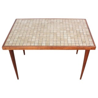 1960s Martz for Marshall Studios Tile-Top Table For Sale