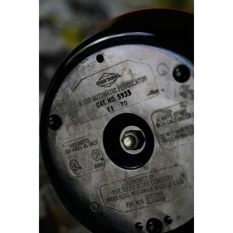 West Bend Vintage West Bend Percolator For Sale - Image 4 of 5