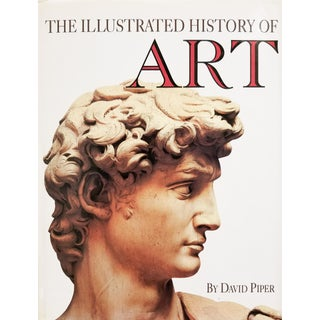The Illustrated History of Art by David Piper For Sale