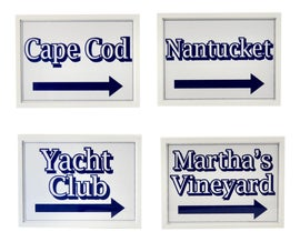Image of Nautical Signs