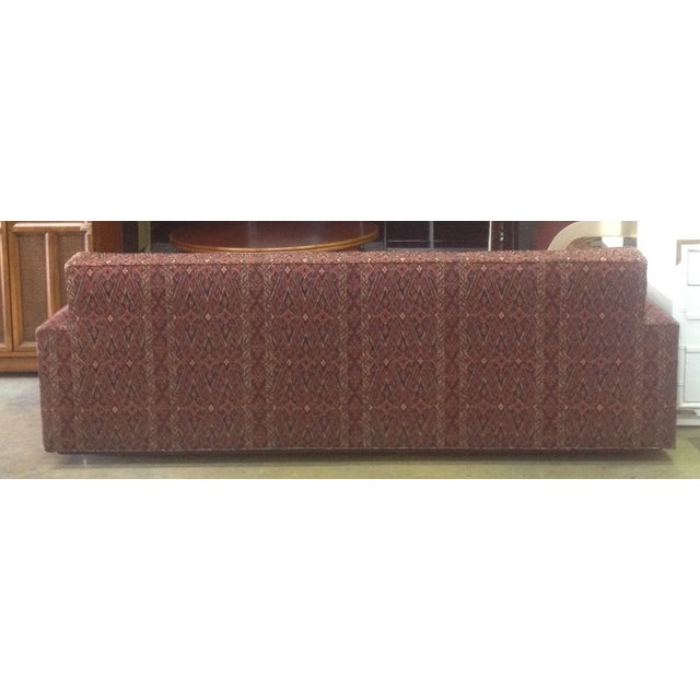 1960's Bohemian Sofa, Reupholstered - Image 3 of 8
