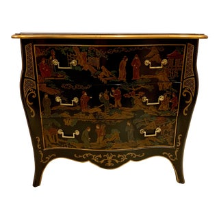Chinoiserie Chest by Drexel Furniture For Sale