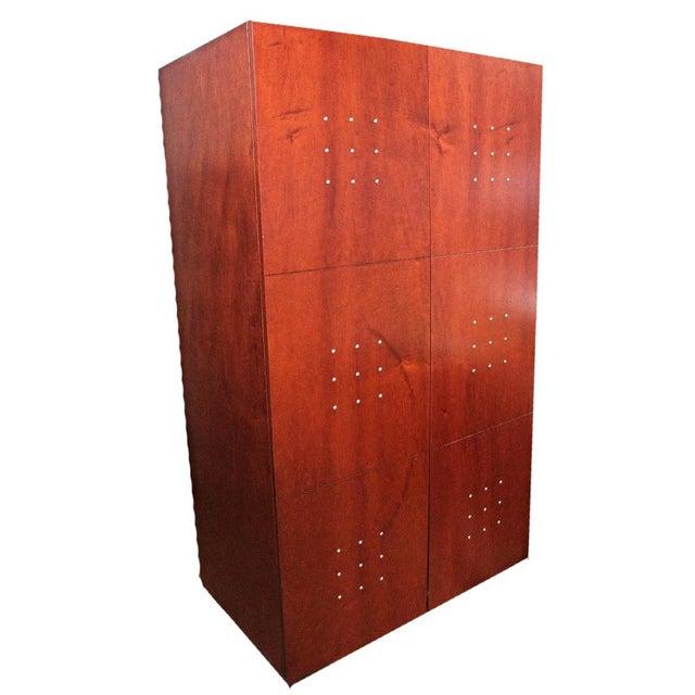 Art Deco Wardrobe Cabinet - Image 2 of 10