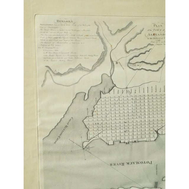 Country 1944 Alexandria, Virginia Town Plan For Sale - Image 3 of 7