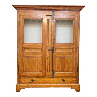 Lillian August French Provincial Style Armoire For Sale