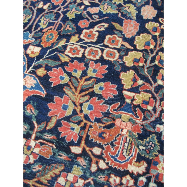 Fereghan Sarouk in Rich Autumnul Colors For Sale - Image 4 of 6