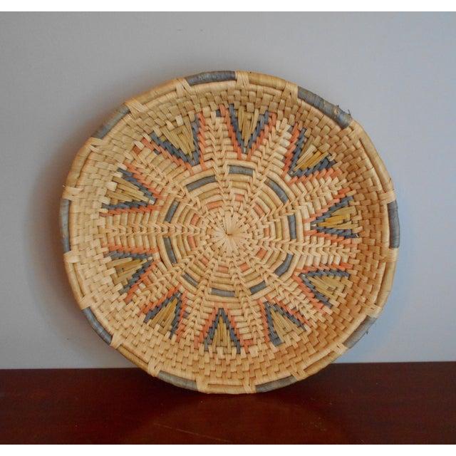 Pastel Woven Basket - Image 2 of 6