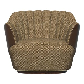 Modern Mullu Brown Chair For Sale