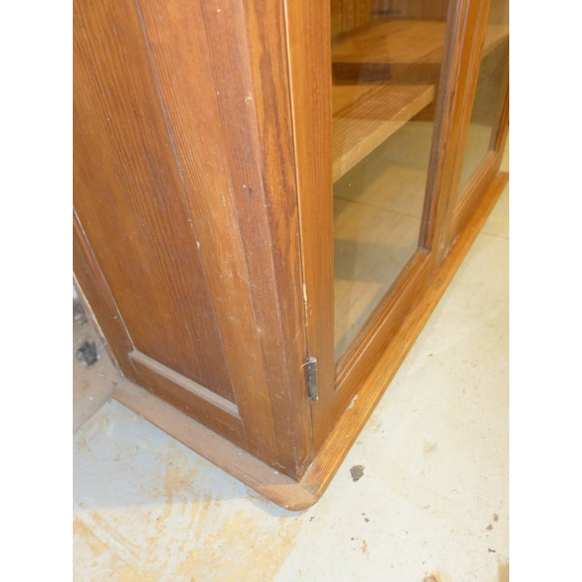 Antique Upper Kitchen Cabinet For Sale - Image 4 of 7
