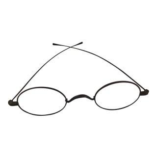 Civil War Era Wire Frame Eye Glasses - a great desk accessory! For Sale