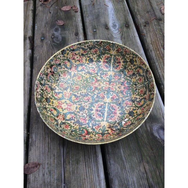 Boho Floral Catch All Bowl - Image 2 of 8