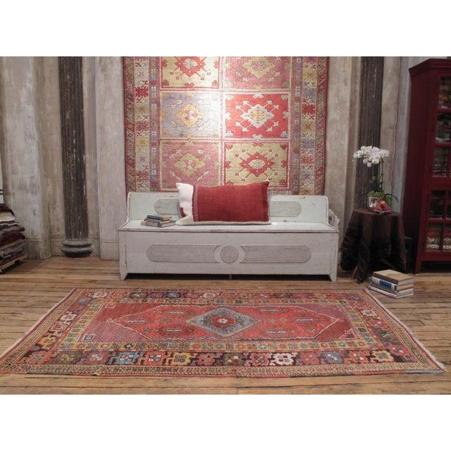 Islamic Antique Dazkiri Rug For Sale - Image 3 of 8