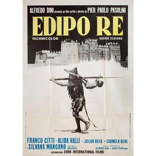 Oedipus Rex 1967 Italian Due Fogli Film Poster For Sale