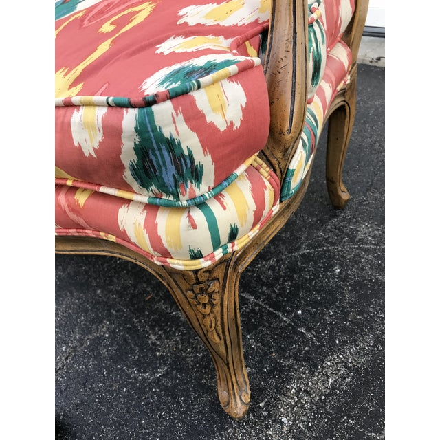 1980s Traditional French Baker Chairs - a Pair For Sale In Chicago - Image 6 of 10